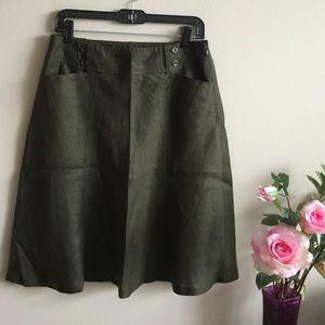 Ann Taylor Skirt!! Size-6